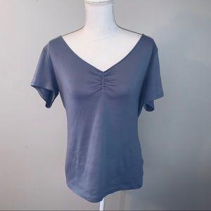 H&M LOGG Short Sleeve Top